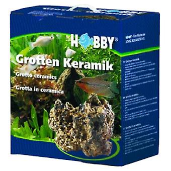 Hobby Grotten Puzzle 5.5 Kg. (Fish , Decoration , Rocks & Caves)