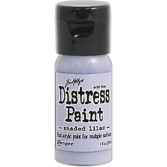 Distress Paint Flip Cap 1oz-Shaded Lilac TDF-53262