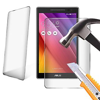 Samsung Galaxy Tab Active Tempered Glass LCD Screen Protector Guard for 8 inch Tablet by i-Tronixs-Clear ( Pack of 1)