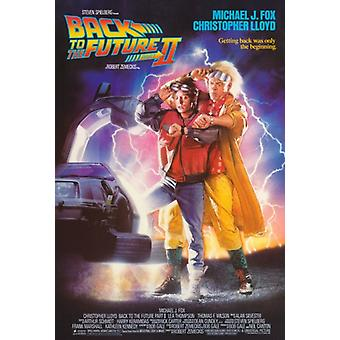 Back to the Future Part 2 Movie Poster Print (27 x 40)