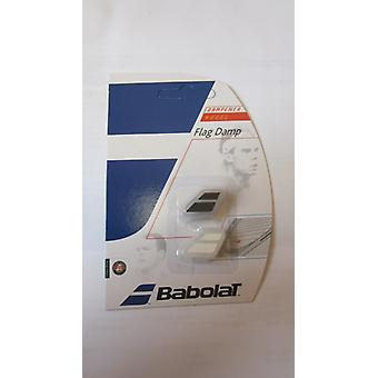 Babolat flagg demper 2 Pack sort/hvit