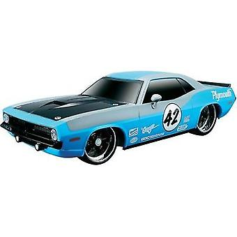 MaistoTech 581062 Plymouth Hemi Barracuda 1970 1:24 RC model car for beginners Electric