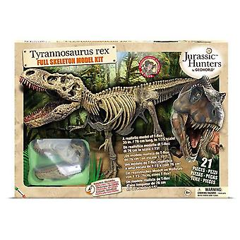 Geoworld Hunters Jurassic T-Rex (Toys , Educative And Creative , Science And Nature)