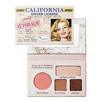 The Balm Palette Autobalm California (Woman , Makeup , Makeup palettes)