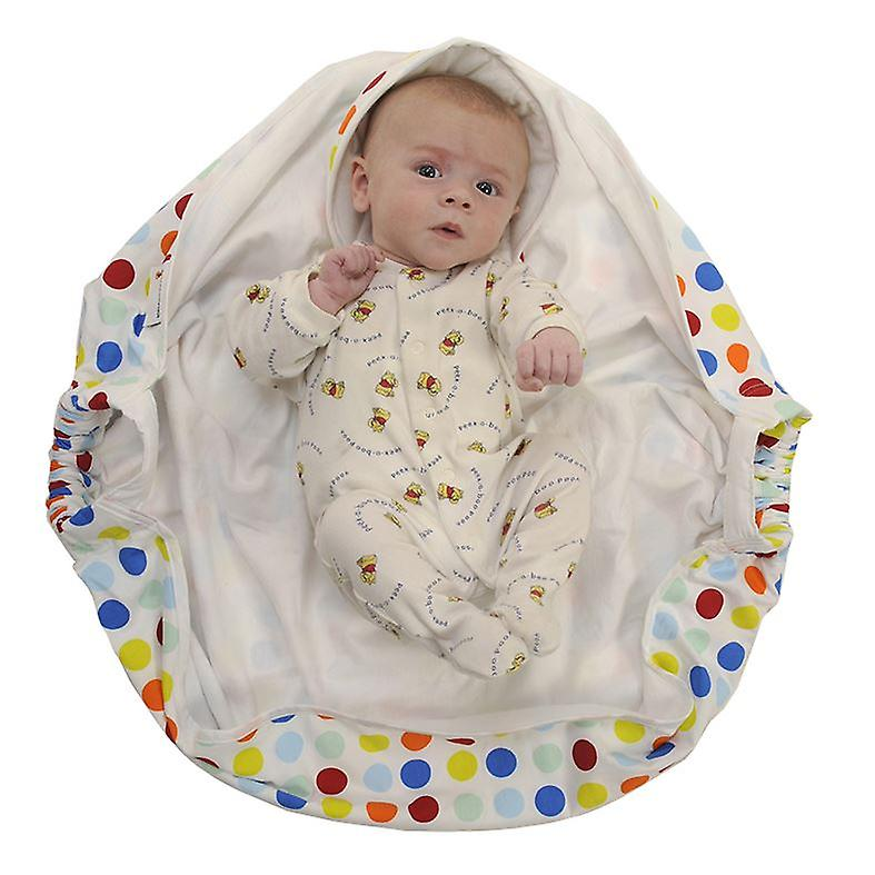 Snugglebundl Baby Lifting Wrap Blanket  0m+