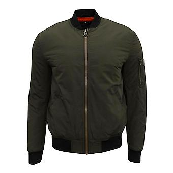 Puffa Men's Core Retro Padded Bomber Jacket