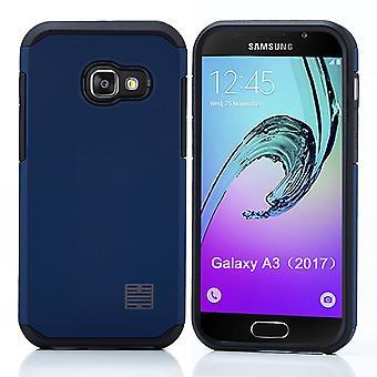 32nd Slim Armour case for Samsung Galaxy A3 2017 - Slate Blue