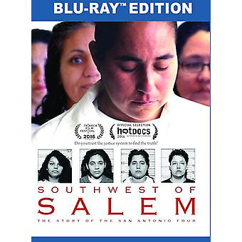 Southwest of Salem: Story of the San Antonio Four [Blu-ray] USA import