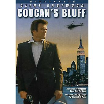 Coogan's Bluff [DVD] USA import