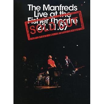 Manfreds - solgt ud [DVD] USA import