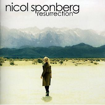 Nicol Sponberg - Resurrection [CD] USA import