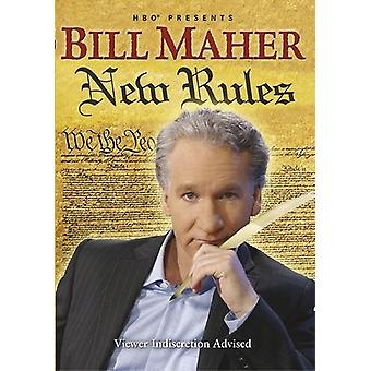 Bill Maher - nye regler [DVD] USA import