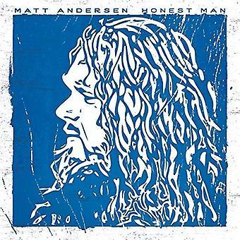 Andersen. Matt - ærlig mand [Vinyl] USA importerer