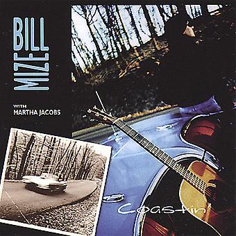 Bill Mize - Coastin' [CD] USA import