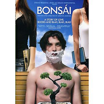 Bonsai [DVD] USA importerer