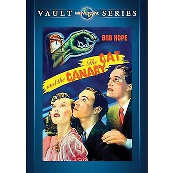 Cat & the Canary [DVD] USA import