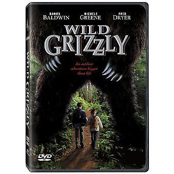 Vilde Grizzly [DVD] USA importerer