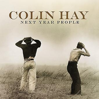 Colin Hay - Next Year People [CD] USA import