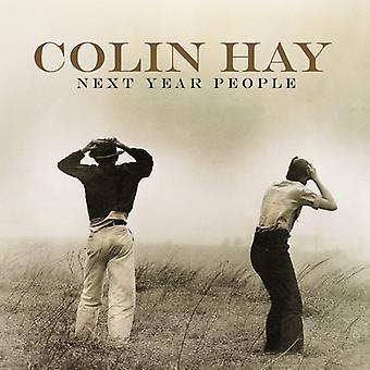 Colin Hay - importación de Estados Unidos del próximo año las personas [CD]