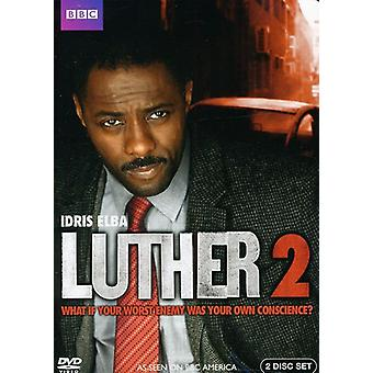 Luther: Sæt 2 [DVD] USA import