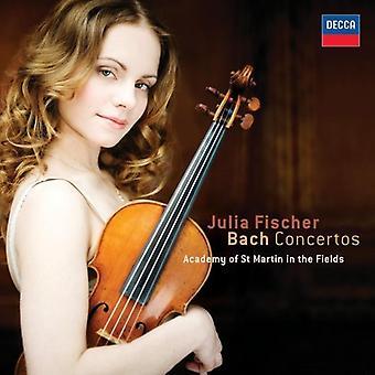 Fischer/Sitkovetsky/Rubtsov/Asmf - Bach: Concertos [CD] USA import