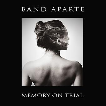 Bandet Aparte - hukommelse på retssag [CD] USA import