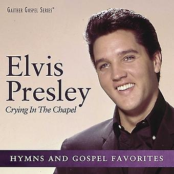 Elvis Presley - gråd i kapellet [CD] USA importen