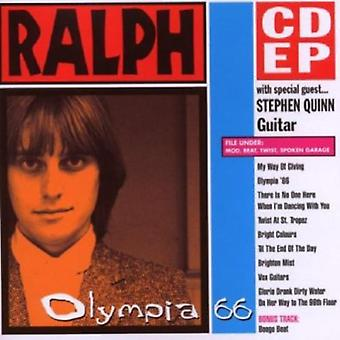 Ralph - Olympia 66 [CD] USA Importer