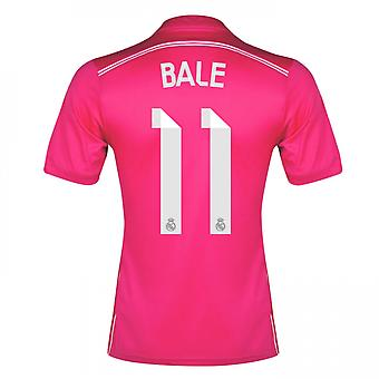 2014-15 Real Madrid Away Shirt (Bale 11) - Kids