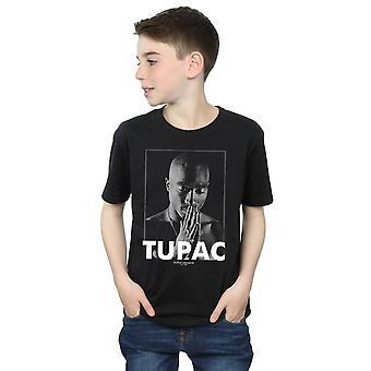 2Pac Boys Tupac Shakur Praying T-Shirt