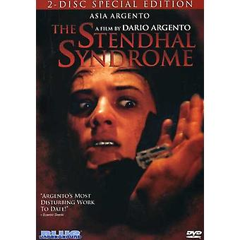 Stendhal Syndrome [DVD] USA import