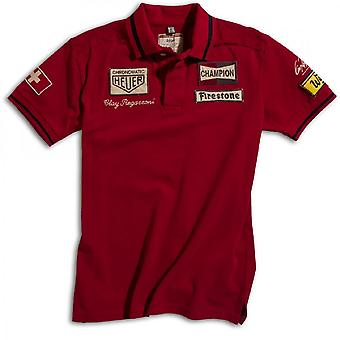 Warson Motors Polo Clay Regazzoni Men
