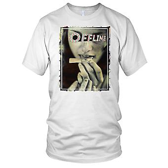 Offline - DJ Beach Ibiza Party Surfer Kids T Shirt