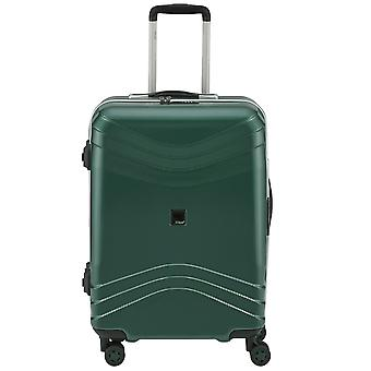 Titanium Libra 4 wheels suitcases polycarbonate trolley with luggage scale 821405