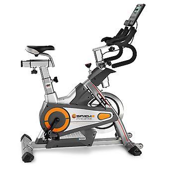 Inomhus cykel JET cykel PRO X WH9162RF. XKIT ingår. Svänghjulet tröghet 22 Kg