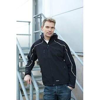 Resultat is föll Hooded Soft Shell Jacket-R118X