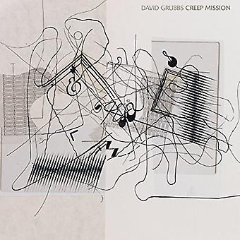 David Grubbs - Creep Mission [CD] USA import