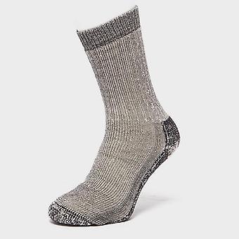 New Smartwool Men's Heavy Trek Crew Socks Grey