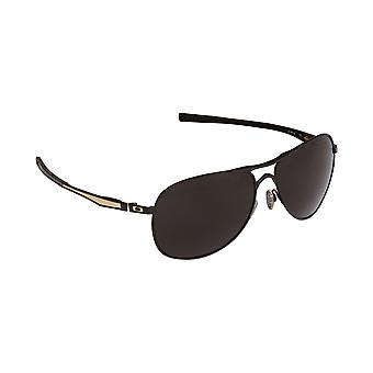 Plaintiff Replacement Lenses Polarized Black by SEEK fits OAKLEY Sunglasses