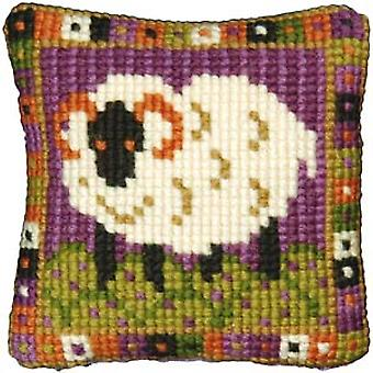 Little Sheep Needlepoint Kit