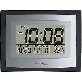 Quartz Wall clock Techno Line WS 8004 220 mm x 170 mm x 35 mm