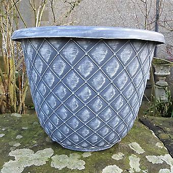 Anglo Eastern 40.5cm Bell Quilt Planter
