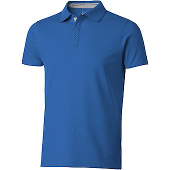 Slazenger Mens Hacker Short Sleeve Polo