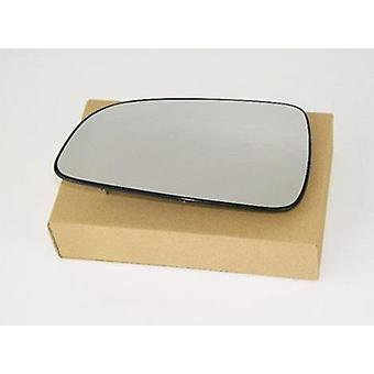 Left Mirror Glass (not heated) & Holder For VAUXHALL ASTRA TwinTop 2005-2009