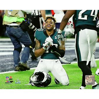 Rodney McLeod Super Bowl LII Photo Print
