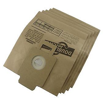 Bolsas de polvo de papel de duende aspiradora Azteca