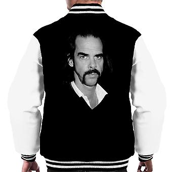 Nick Cave Prince Of Varsity Jacket Wales Theatre 2006 maschile