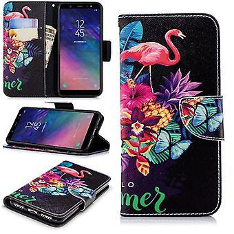 Tasche Wallet Book Muster Motiv 33 für Smartphones Schutz Hülle Case Cover Etui