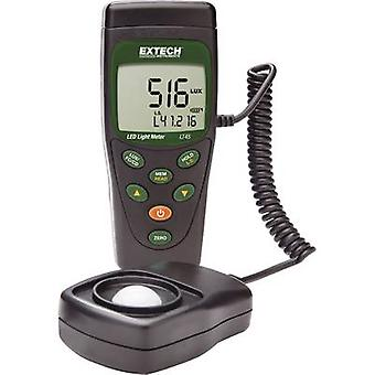 Extech LT45 Lux meter 0 - 400000 lx Calibrated to Manufacturers standards (no certificate)