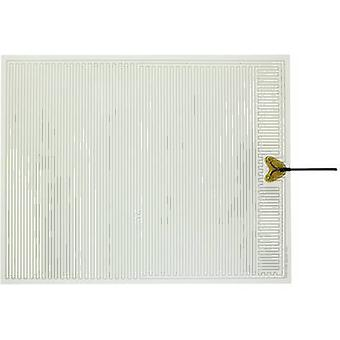 Thermo Polyester Heating foil self-adhesive 230 V AC 100 W IP rating IPX4 (L x W) 480 mm x 380 mm